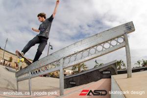ASD-Encinitas, CA-Skatepark Design 4