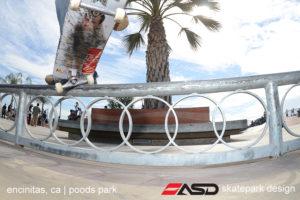 ASD-Encinitas, CA-Skatepark Design 7