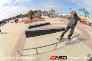 ASD-Encinitas, CA-Skatepark Design 8