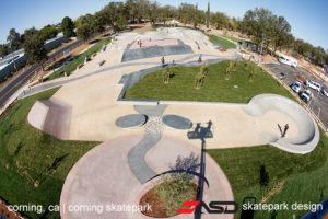 ASD-Corning, CA Skatepark 1