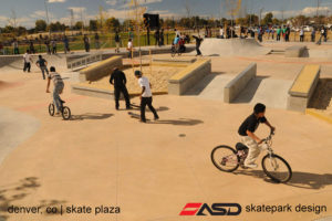 ASD-Denver, CO-Parkfield Skate Plaza 3a