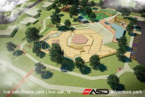 ASD-Live Oak, TX Fitness Park7