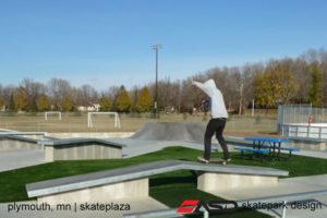 ASD-Plymouth, MN Skate Plaza 2