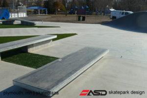 ASD-Plymouth, MN Skate Plaza 3