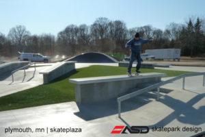 ASD-Plymouth, MN Skate Plaza 4