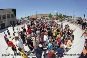 ASD-Poplar Bluff, MO Skate Plaza 1