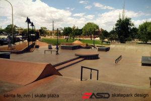 Santa Fe, NM Skateplaza