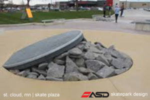 ASD-St Cloud, MN Skate Plaza 6a