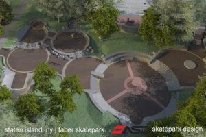 Staten Island, NY Skatepark 1