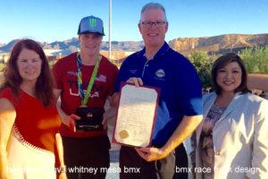 WHITNEY MESA BMX 6-ASD
