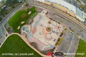 ASD-Encinitas, CA-Skatepark