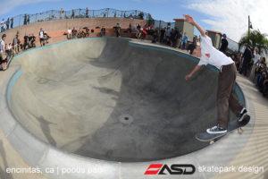 ASD-Encinitas, CA-Skatepark Design 3