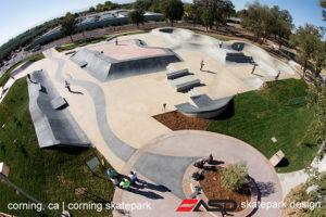 ASD-Corning, CA Skatepark 2
