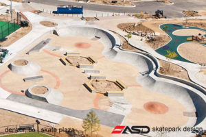 ASD-Denver, CO-Parkfield Skate Plaza 1a