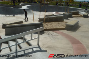 ASD-Denver, CO-Parkfield Skate Plaza 6a