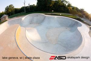 ASD-Lake Geneva, WI Skateplaza 1