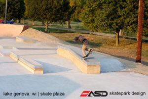ASD-Lake Geneva, WI Skateplaza 2