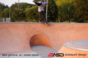 ASD-Lake Geneva, WI Skateplaza 4