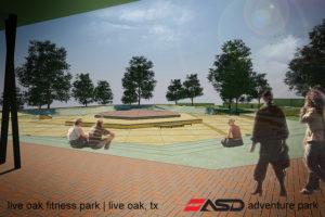 ASD-Live Oak, TX Fitness Park3
