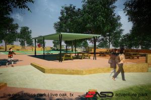 ASD-Live Oak, TX Fitness Park5