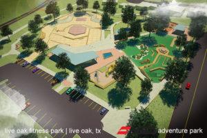 ASD-Live Oak, TX Fitness Park6