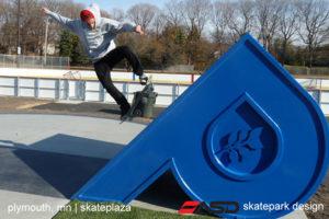 ASD-Plymouth, MN Skate Plaza 1