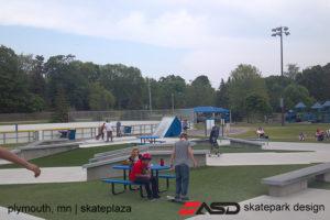 ASD-Plymouth, MN Skate Plaza 5