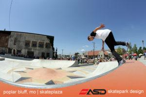 Poplar Bluff, MO Skate Plaza