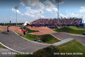 Rock Hill, SC BMX Race Track Facility
