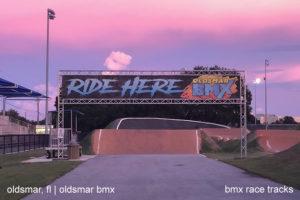 OLDSMAR BMX 1