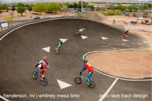 WHITNEY MESA BMX 1-ASD