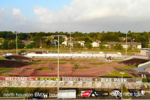 north houston bike park bmx track
