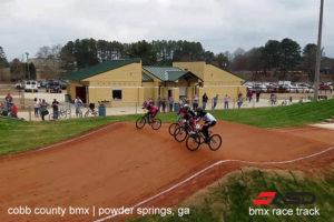 COBB COUNTY BMX